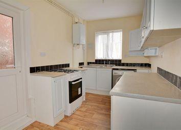 Thumbnail 2 bedroom terraced house to rent in Crescent Villas, Wakefield Road, Kinsley, Pontefract