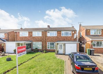 Thumbnail 3 bed semi-detached house for sale in Stopsley Way, Luton