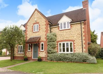 Thumbnail 4 bed detached house for sale in Ock Meadow, Stanford In The Vale, Faringdon