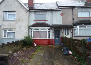 Thumbnail 2 bed terraced house to rent in Deere Road, Ely, Cardiff.
