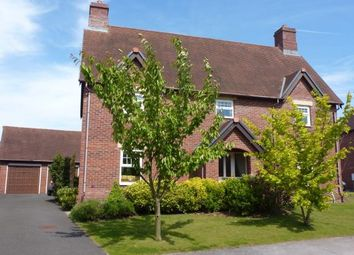 Thumbnail 4 bed detached house for sale in Ashbourne Drive, Wychwood Park, Crewe, Cheshire