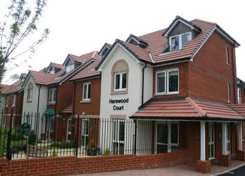Thumbnail 1 bed flat for sale in Harewood Court, Warlingham, Surrey