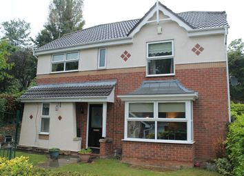 Thumbnail 4 bedroom detached house for sale in Slade Close, Ilkeston