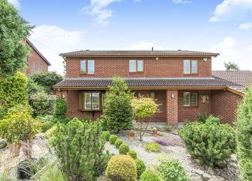 Thumbnail 4 bedroom detached house for sale in Willow Beck, Notton, Wakefield
