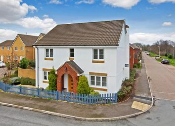 Thumbnail 4 bed detached house for sale in Liberty Way, Exeter