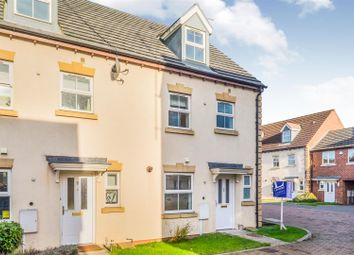 Thumbnail 4 bedroom town house for sale in Wilkinson Close, Beeston, Nottingham
