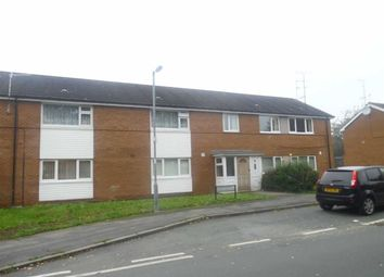 Thumbnail 2 bed flat for sale in Stockwell Grove, Wrexham