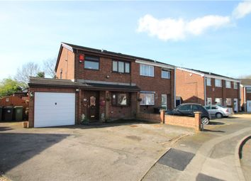 Thumbnail 3 bedroom semi-detached house for sale in Gaydon Close, Redditch