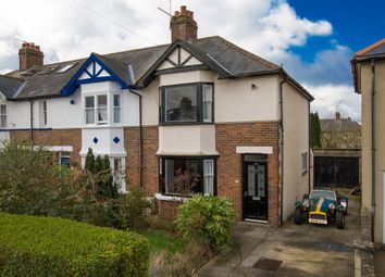 Thumbnail 2 bedroom end terrace house for sale in Ridgefield Road, Oxford