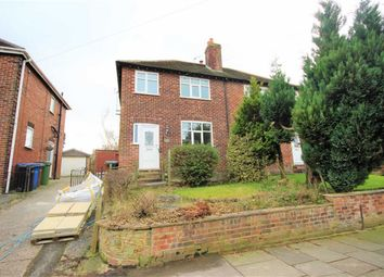 Thumbnail 3 bed semi-detached house to rent in Clarendon Road, Stockport, Cheshire