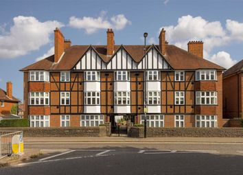 Thumbnail 2 bed flat for sale in Ashley Court, Epsom, Surrey
