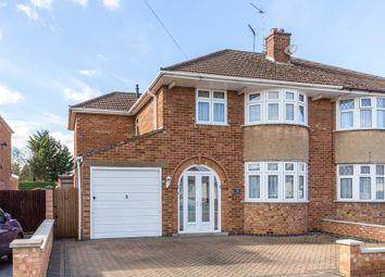 Thumbnail 4 bed semi-detached house for sale in Ridgeway, Wellingborough