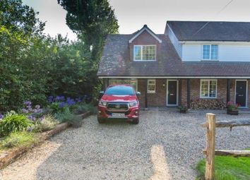 Thumbnail 2 bed semi-detached house to rent in Chiddingly, Chiddlinglu