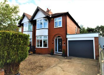 Thumbnail 3 bed semi-detached house for sale in Berry Hill Road, Mansfield
