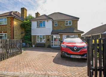 Thumbnail 4 bed detached house for sale in Oakwood, Millmead Road, Margate