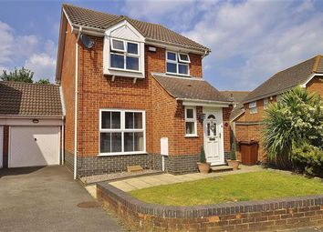 Thumbnail 3 bed detached house for sale in Hawthorn Road, Kingsnorth, Ashford