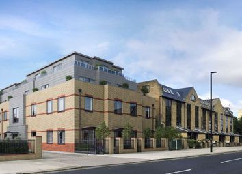 Thumbnail 1 bed flat for sale in St John's Road, Isleworth