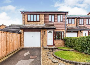 Thumbnail Semi-detached house for sale in Hamden Way, Papworth Everard, Cambridge