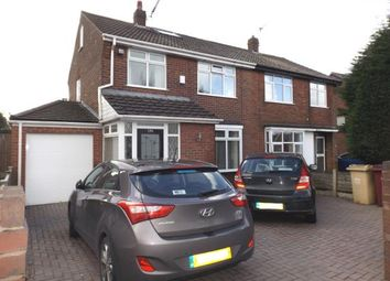 Thumbnail 4 bed semi-detached house for sale in Park Road, Westhoughton, Bolton, Greater Manchester