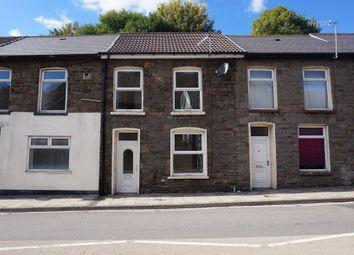 Thumbnail 4 bed terraced house for sale in 119 Llewellyn Street, Ferndale, Rhondda Cynon Taff