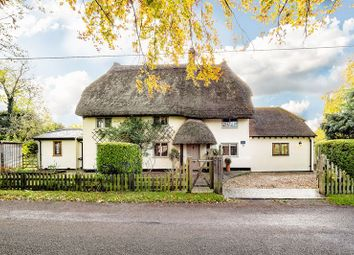 4 bed detached house for sale in Wyddial, Nr. Buntingford, Hertfordshire SG9