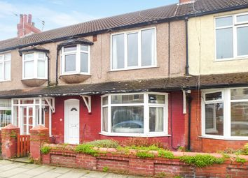 Thumbnail 3 bed terraced house for sale in Manor Road, Hoylake, Wirral