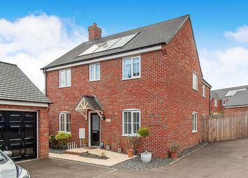 Thumbnail 4 bed detached house for sale in Hillfield Road, Oundle, Peterborough
