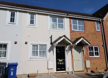 Thumbnail 2 bed terraced house for sale in Queens Court, Branston, Burton-On-Trent, Staffordshire