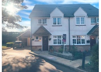 3 bed semi-detached house for sale in Darwin Avenue, Maidstone ME15