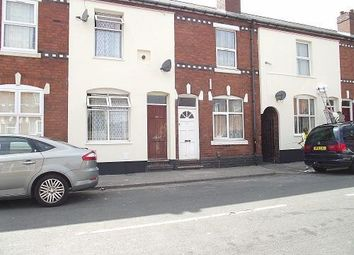 Thumbnail 2 bed terraced house to rent in Lewis Street, Walsall