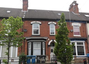 Thumbnail 5 bed terraced house for sale in Park Grove, Hull
