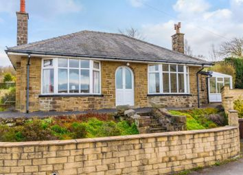 Thumbnail 2 bed detached bungalow for sale in Harden Road, Keighley