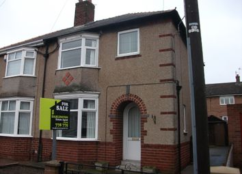 Thumbnail 2 bed semi-detached house for sale in Teal Road, Darlington