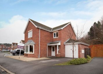 Thumbnail 4 bedroom detached house for sale in Arches Road, Mansfield