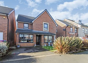 Thumbnail 4 bed detached house for sale in Deanland Drive, Liverpool