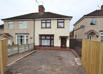 3 bed semi-detached house for sale in Crown Bank Crescent, Talke Pits, Stoke-On-Trent ST7