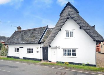 Thumbnail 4 bedroom detached house for sale in Nethergate Street, Hopton, Diss