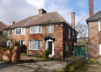Thumbnail 4 bed semi-detached house for sale in Scarcroft Road, The Mount, York