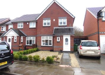 Thumbnail 3 bed semi-detached house for sale in Barberry Crescent, Bootle