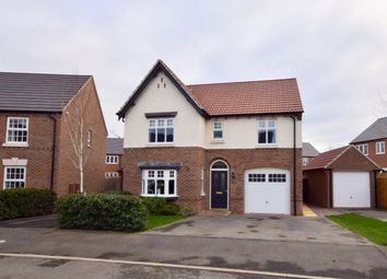 Thumbnail 4 bed detached house for sale in Watitune Avenue, Nuneaton