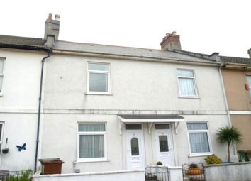 Thumbnail 2 bed terraced house to rent in Warren Street, Plymouth