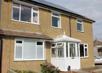 Thumbnail 4 bedroom semi-detached house for sale in Downlands Close, Bexhill-On-Sea