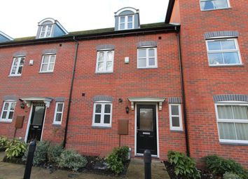 Thumbnail 4 bed town house for sale in Beagle Close, Leicester