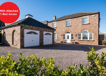 Thumbnail 4 bed detached house for sale in Main Road, Friday Bridge, Wisbech, Cambridgeshire