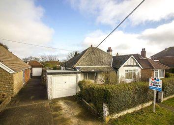 Thumbnail 2 bed detached bungalow for sale in Avondale Road, Capel-Le-Ferne, Folkestone