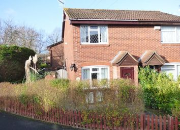 Thumbnail 2 bed end terrace house for sale in Oakdene, Totton
