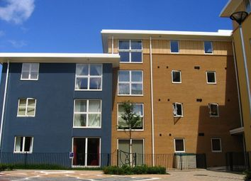Thumbnail 2 bedroom flat for sale in St. Davids Hill, Exeter