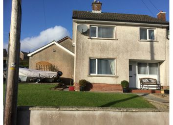 Thumbnail 3 bed semi-detached house for sale in Coleshill Park, Enniskillen