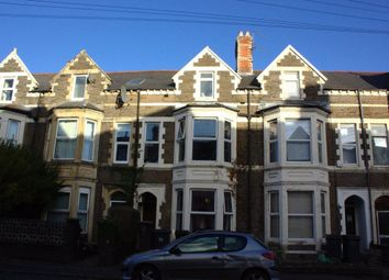 Thumbnail 3 bed flat to rent in Claude Road, Roath, Cardiff