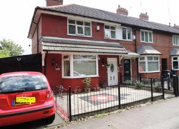 Thumbnail 3 bedroom semi-detached house for sale in Wembley Road, Gorton, Manchester
